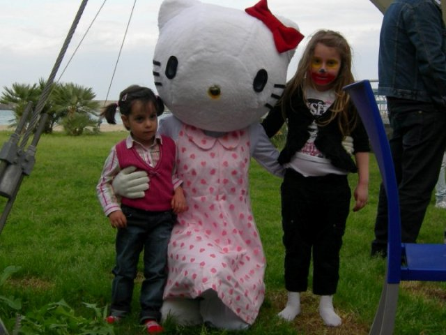 Ciao hello kitty
