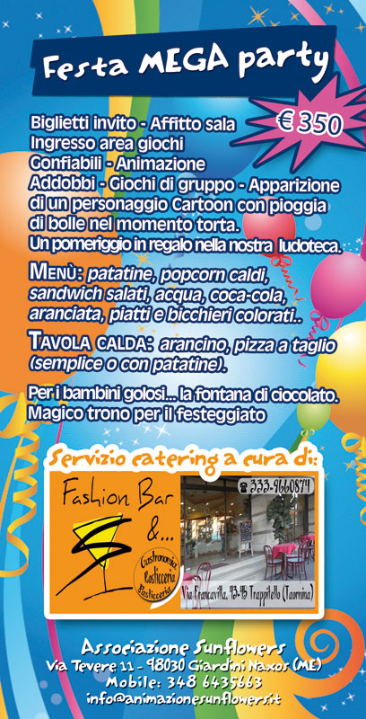 Festa mega party ok sala [click x zoom immagine]