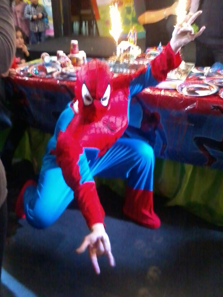 Spiderman [click x zoom immagine]